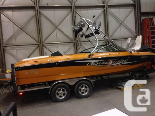 $65,000 2007 Elite Liquid ride Boat for Sale