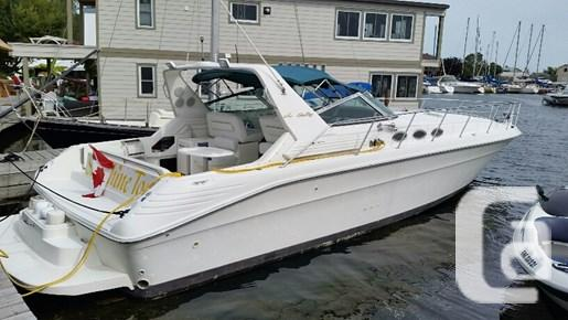 $65,900 1995 Searay 400 Express Boat for Sale