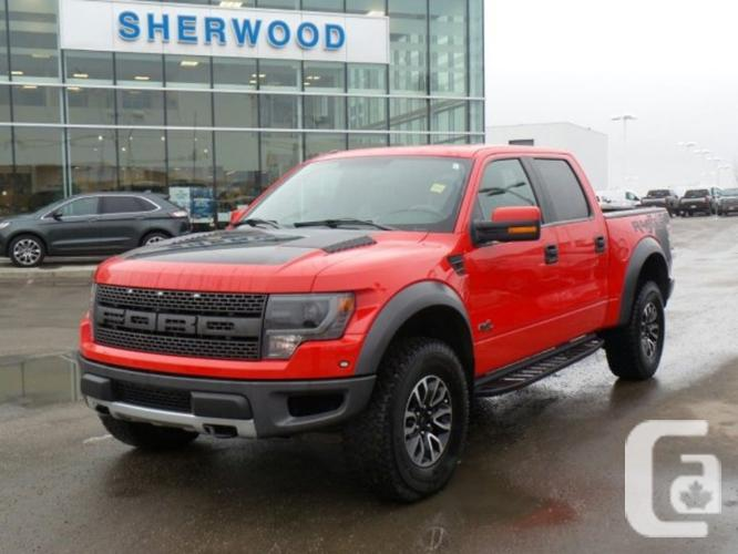 999used 2014 ford f 150 svt raptor in sherwood park alberta for sale. Cars Review. Best American Auto & Cars Review