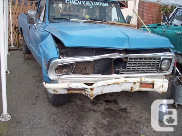 67 72 Chevy Truck Parts >> 67 72 Chevy Truck Parts 1 In Duncan British Columbia For Sale