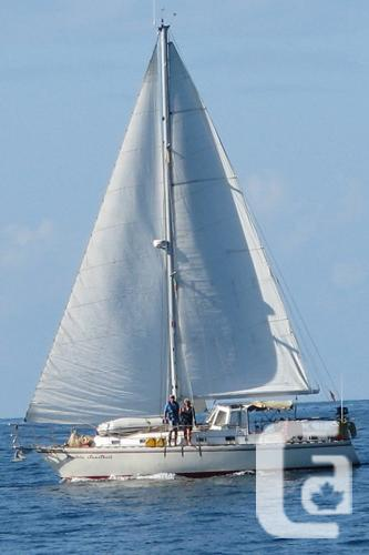 $69,000 2005 Bruce Roberts 370 Boat for Sale