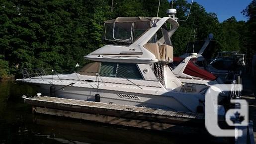 $69,900 1996 Sea Ray 370 Sedan Bridge Boat for Sale