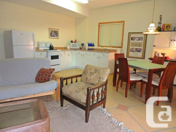 $695 / 1br - 700ft² - OUC scholar? Penticton, equipped