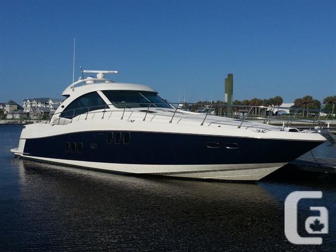 $699,900 2006 Sea Ray 600 SUNDANCER Boat for Sale