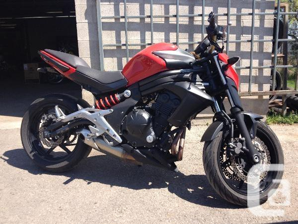 2015 yamaha fz 07 motorcycle for sale for sale in burlington ontario classifieds. Black Bedroom Furniture Sets. Home Design Ideas