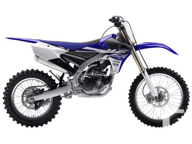 $7,199 2015 Yamaha YZ250FX Motorcycle for Sale
