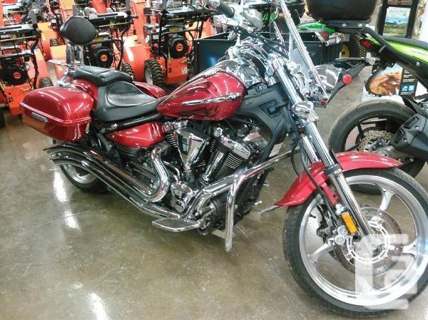 $7,200 2008 Yamaha Raider Motorcycle for Sale