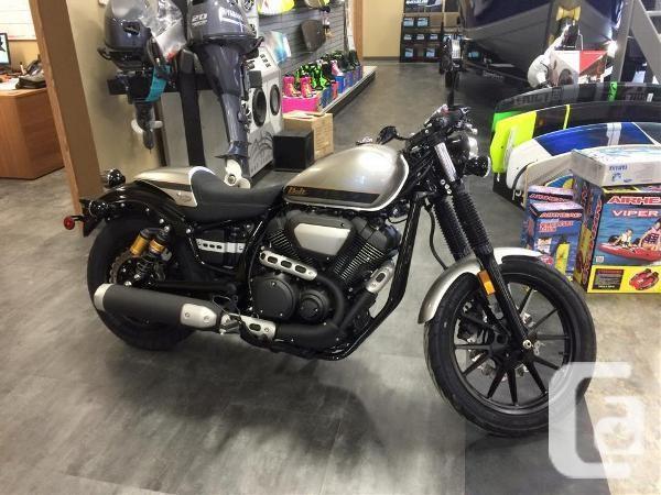 $7,319 2015 Yamaha Bolt C-Spec Motorcycle for Sale