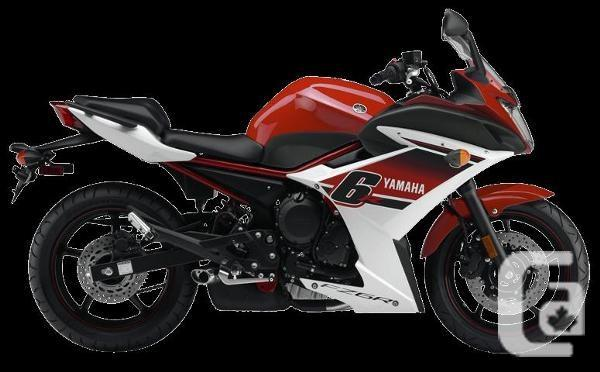 $7,399 2014 Yamaha FZ6R Motorcycle for Sale