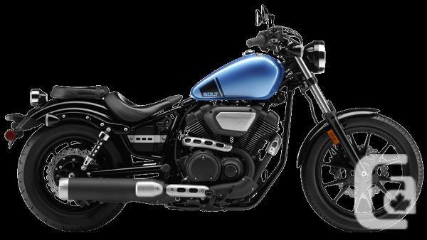 $7,499 2015 Yamaha Bolt Motorcycle for Sale