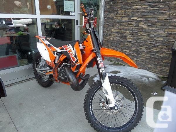$7,500 2015 KTM 250 SX Motorcycle for Sale