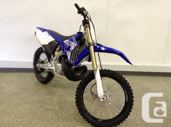 2016 yamaha yz250 2 stroke motorcycle for sale for sale