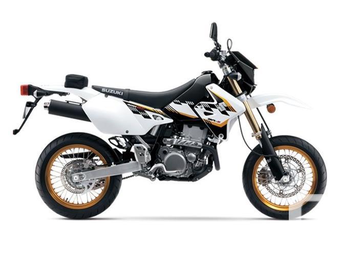 $7,699 2015 Suzuki DR-Z400SM Motorcycle for Sale