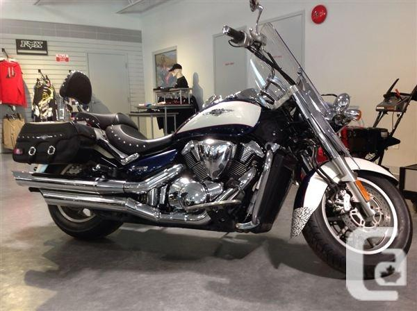 2008 Suzuki Boulevard C109RT Motorcycle for Sale for sale ...