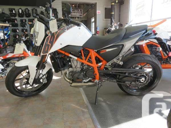 2014 ktm 690 duke motorcycle for sale for sale in fenwick ontario classifieds. Black Bedroom Furniture Sets. Home Design Ideas