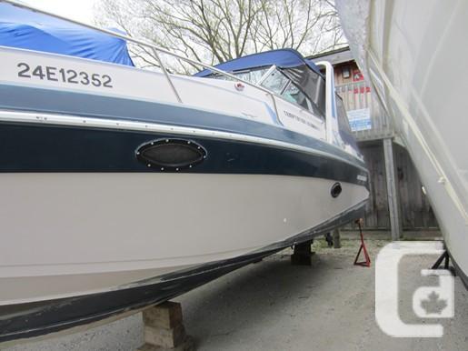 $7,995 1988 Thundercraft 265 Temptation Boat for Sale