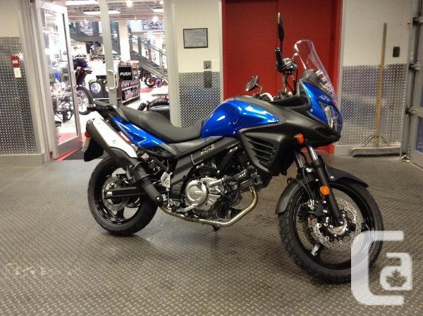 2015 suzuki v strom 650 abs motorcycle for sale for sale in langley british columbia. Black Bedroom Furniture Sets. Home Design Ideas