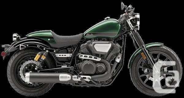 $7,999 2015 Yamaha Bolt C-Spec Motorcycle for Sale