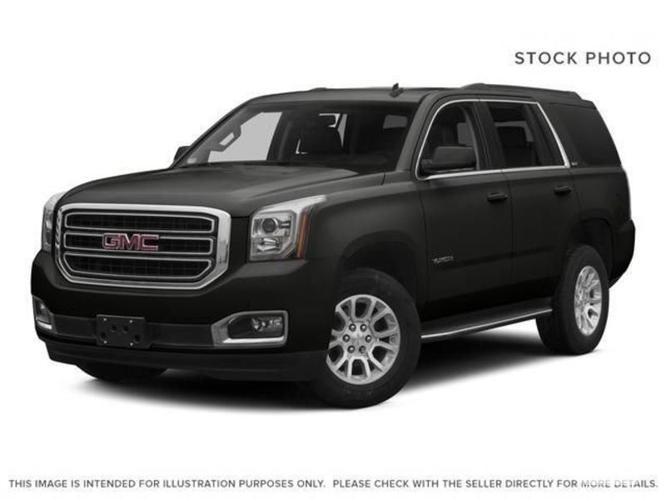 $71,995 Used 2015 GMC Yukon Denali