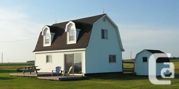 $72 / 2br - Cottage on the ocean - Baker Shore Cottage