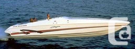 $74,000 1996 Baja 420 Performance Boat for Sale