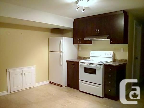 $749 / 1br - Basement apartment for rent in