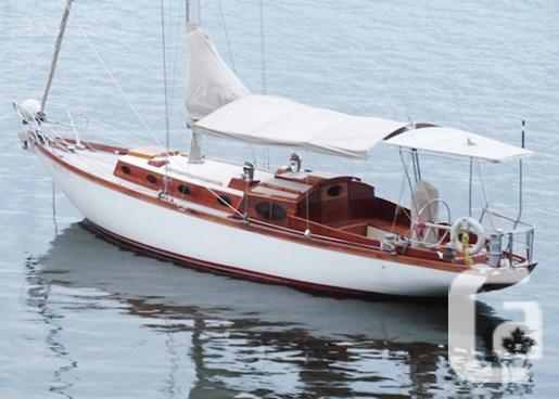$79,000 1996 Harris 38 Square Meter Sloop Boat for Sale