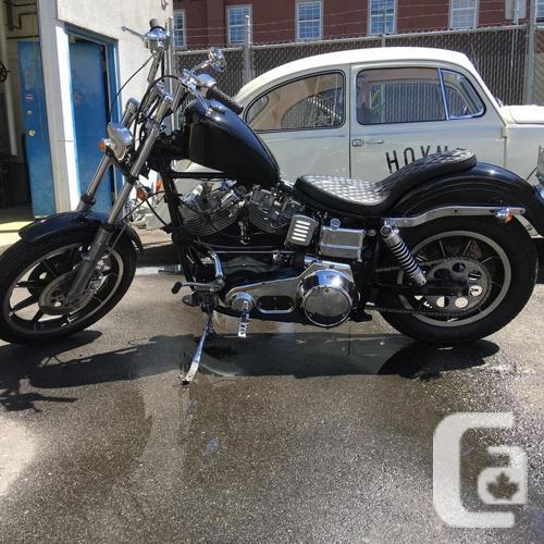 79' Shovelhead *price reduced for quick sale* in Victoria, British Columbia  for sale