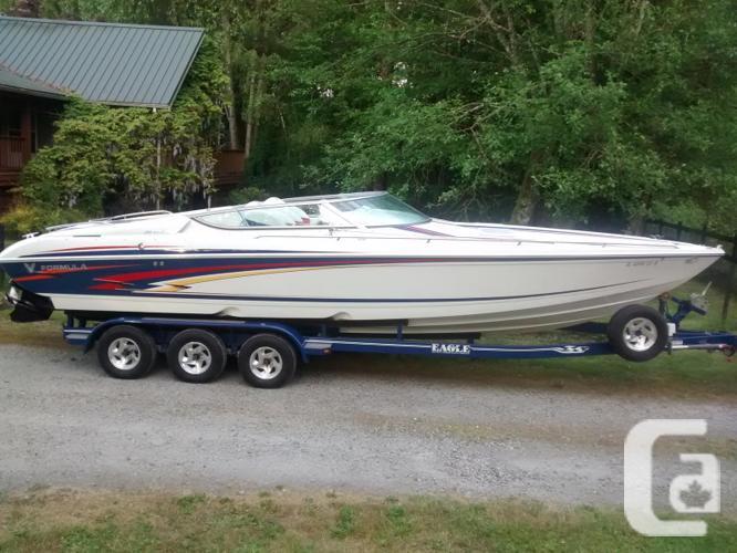 $79,495 2003 Formula 292 FasTech™ Boat for Sale