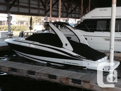 $79,900 2013 Regal 2550 Cuddy Boat for Sale