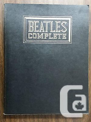 $79.95 BEATLES COMPLETE - 479 Page Softcover, Guitar