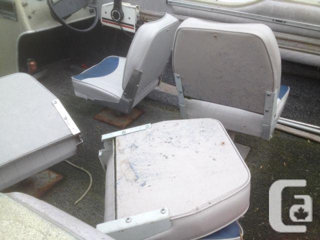 79 starcraft tristar with 90hp johnson for sale in Regina