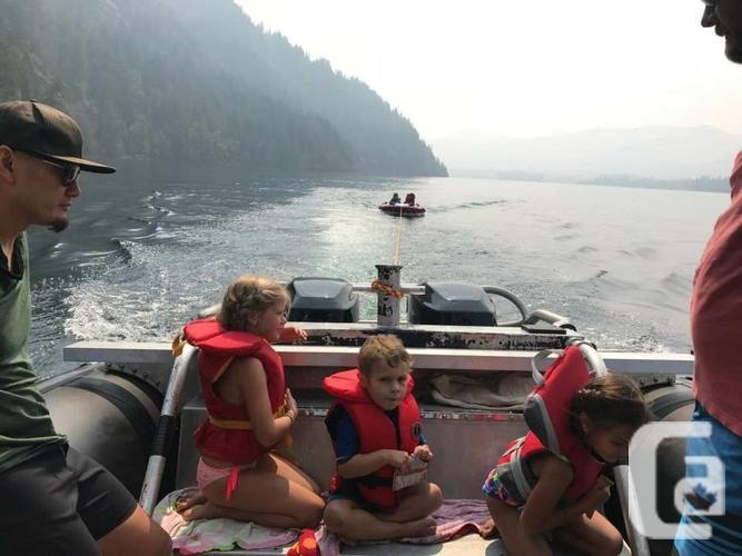 7m Aluminum Rigid-Hull Inflatable Boat
