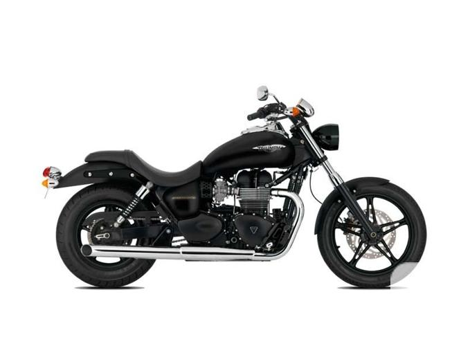 $8,500 2015 Triumph Speedmaster Motorcycle for Sale