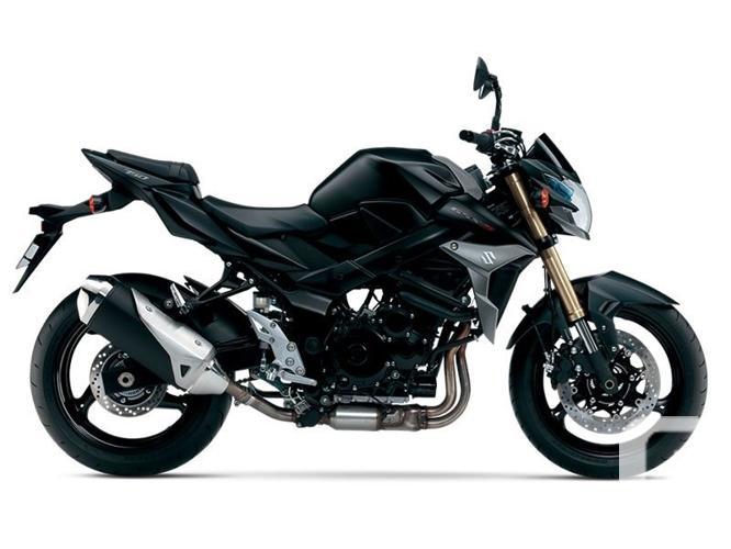 $8,699 2015 Suzuki GSX-S750 Motorcycle for Sale