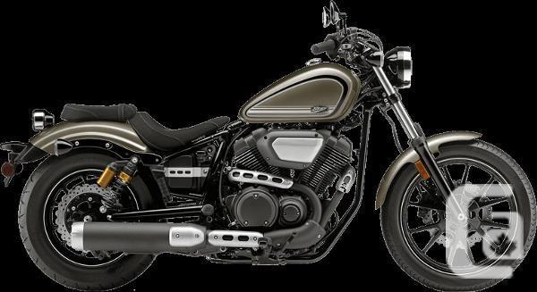 $8,699 2016 Yamaha Bolt R-Spec Yellowish Gray Metallic