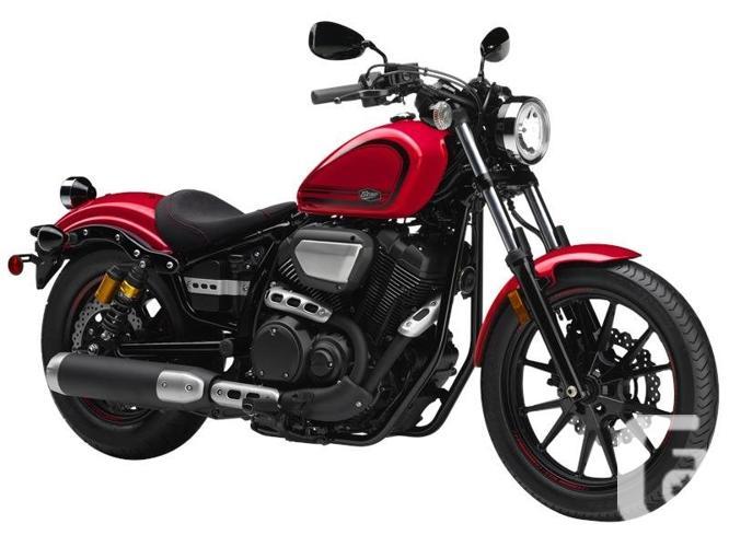 2016 yamaha bolt r spec vivid red motorcycle for sale for sale in langley british columbia. Black Bedroom Furniture Sets. Home Design Ideas