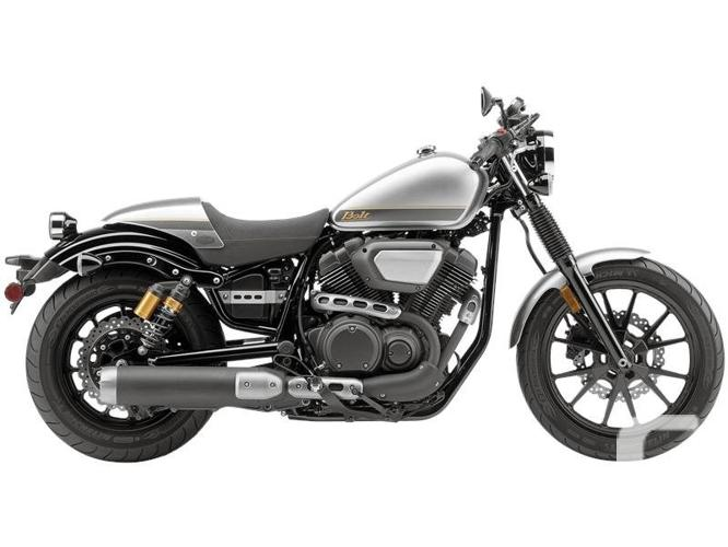 $8,999 Weekly 2015 Yamaha Bolt C-Spec Motorcycle for