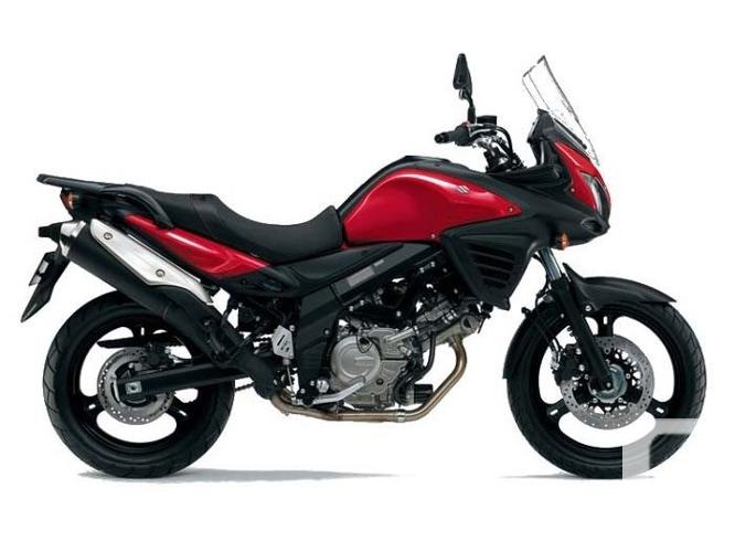 $8,999 2015 Suzuki V-Strom 650 ABS Motorcycle for Sale