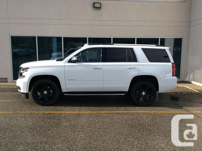 2016 chevrolet tahoe ltz 0ft for sale in vernon british columbia classifieds. Black Bedroom Furniture Sets. Home Design Ideas