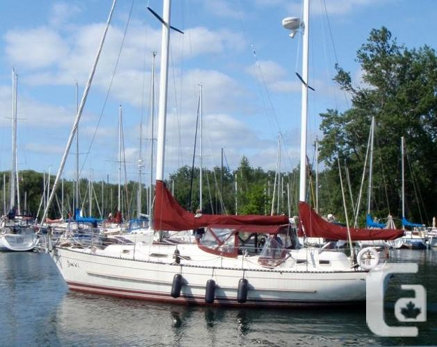 $81,900 1984 Hughes Hughes Aura 40 Boat for Sale