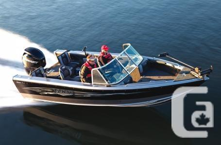 $81,988 2016 Lund 1900 Tyee Boat for Sale