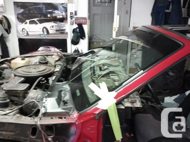82-92 camaro z28/trans am parts
