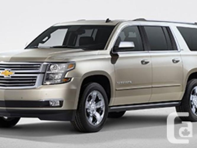 new 2016 chevrolet suburban ltz for sale in nanaimo. Black Bedroom Furniture Sets. Home Design Ideas