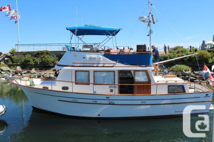 $84,900 1981 Albin 36 Trawler Boat for Sale