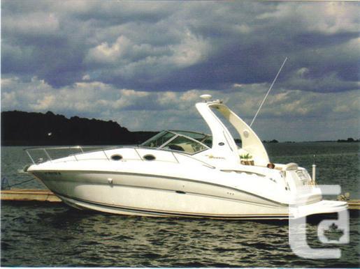$84,900 2003 Sea Ray 320 Sundancer Boat for Sale