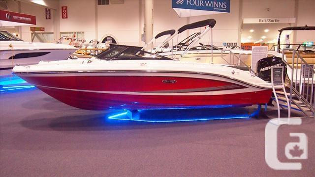 $85,399 2015 Sea Ray 21 SPX OB Boat for Sale