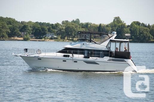 $87,900 1993 Bayliner 4387 Bayliner Boat for Sale