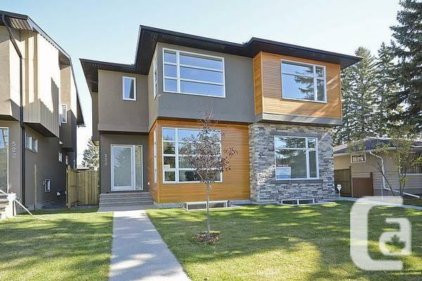 Infill Watts 10 Roofs In Parkdale Calgary Alberta For Sale