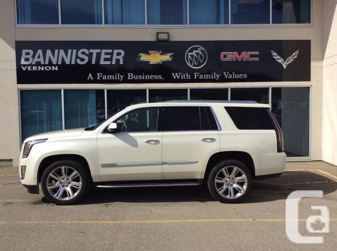 $89,800 2015 Cadillac Escalade Luxury 0ft